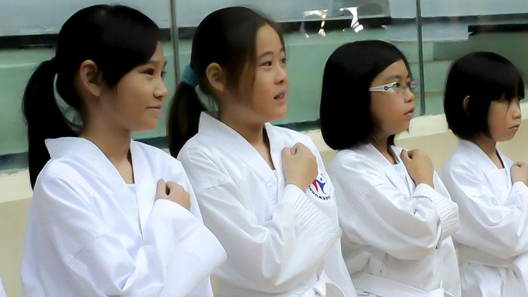taekwondo pledge